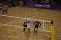 Beach volleyball at the 2012 Summer Olympics (7925417286).jpg
