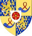 Beatrix Netherlands Oranje-Nassau Personal Arms.PNG