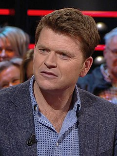 Beau van Erven Dorens Dutch television presenter, actor, and voice talent