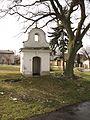 Bedřichovice (Hříškov), kaplička.jpg