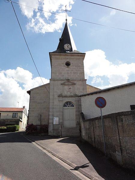 Behonne (Meuse) église