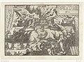 Beleg van Oostende - brand in fort Albertus op 13 november 1601.jpg