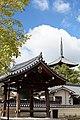 Belfry of Bodai-in, Kofukuji.jpg