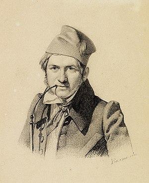 Fritz Petzholdt - Fritz Petzholdt (1830); portrait by Wilhelm Bendz.