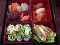 Bento - sushi - sashimi - ravioli.jpg
