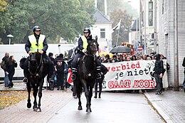 bereden politie wikipedia