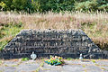 Bergen-Belsen concentration camp memorial - mass grave No 3 - 01.jpg