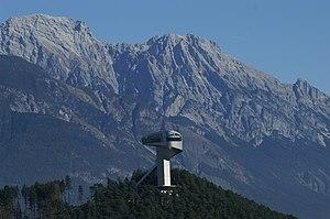 Innsbruck: BergiselInnsbruck2