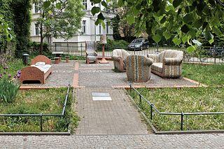 Pocketpark Florastrasse 87