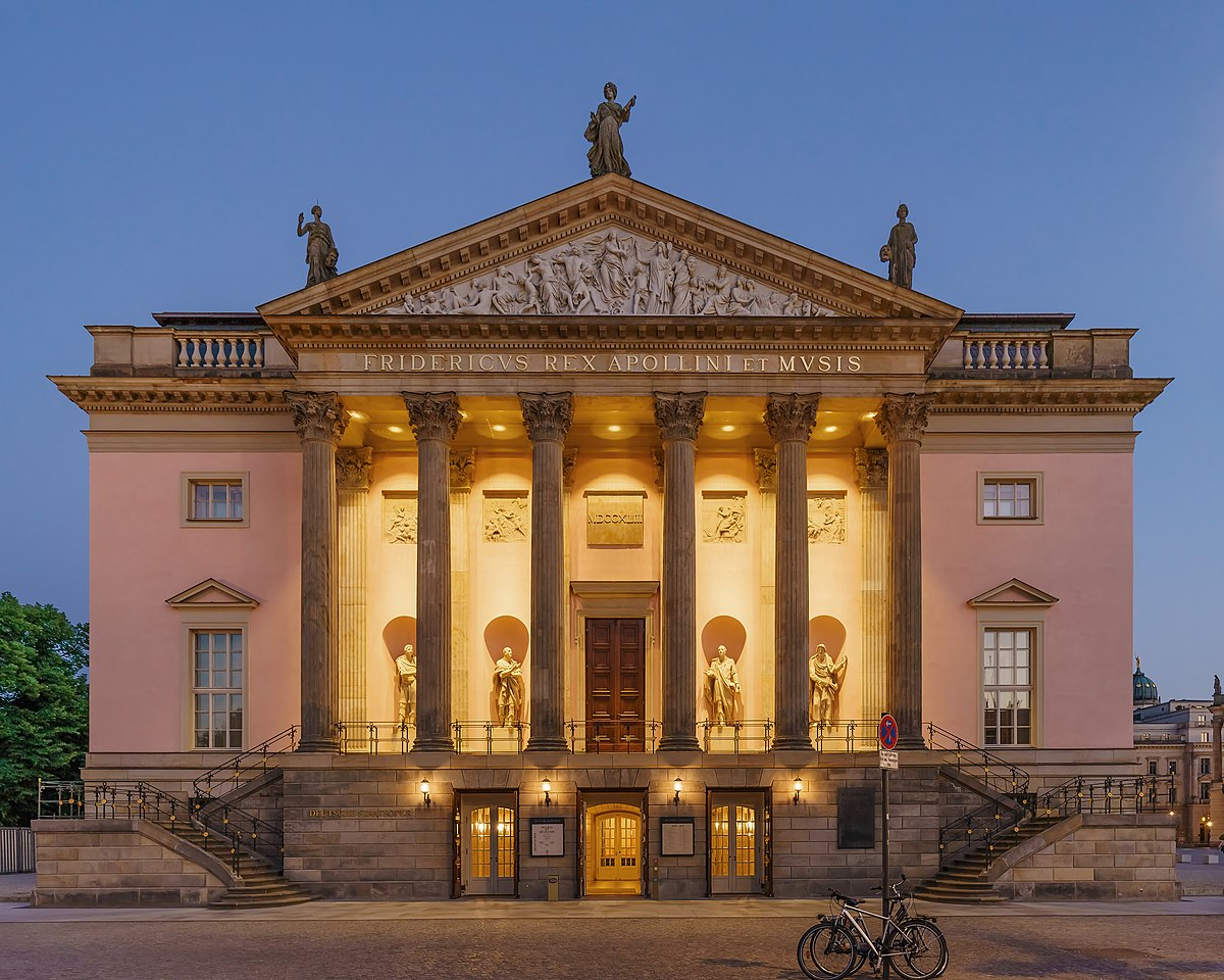 Berlin State Opera - Simple English Wikipedia, the free ...