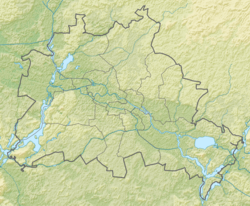 Müggelsee is located in Berlin