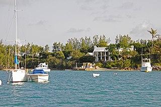 Somerset Village, Bermuda Village in Sandys, Bermuda