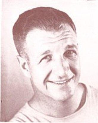 Bernie Masterson - Masterson from 1947 Cornhusker