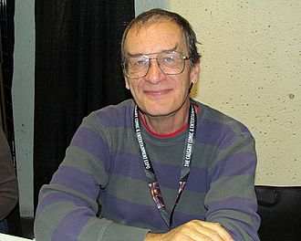 Bernie Wrightson - Wrightson in 2012