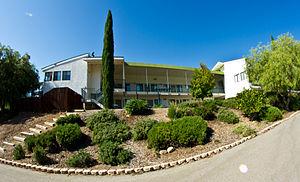 Ojai, California - Dormitory at Besant Hill School