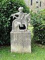 Beurey-sur-Saulx (Meuse) statue Place Saint Martin.jpg