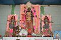 Bhadra Kali - Ramna Kali Mandir and Anandamayi Ashram - 9-10 Kazi Nazrul Islam Avenue - Dhaka 2015-05-31 2130.JPG