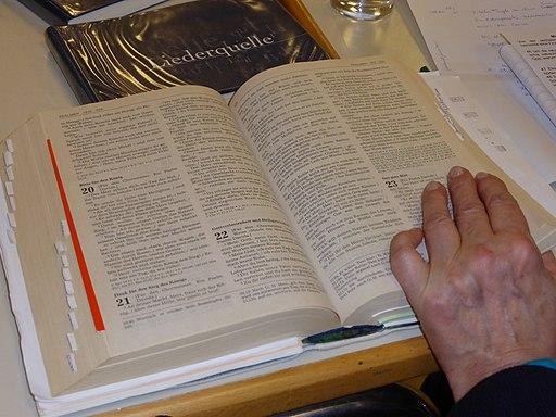 Bibelarbeit