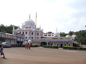 Guru Nanak Jhira Sahib - Gurudwara Nanak Jhira Sahib at Bidar, Karnataka