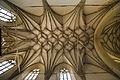 Biertan - Biserica evanghelică - tavan altar.jpg