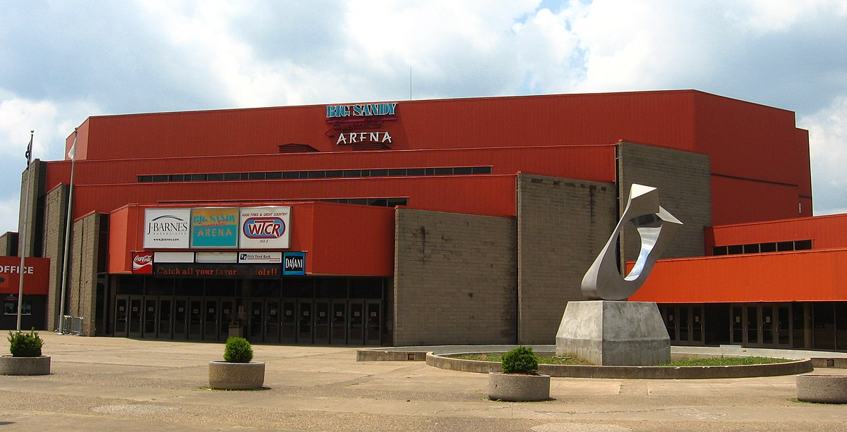 Big Sandy Superstore Arena Wikipedia