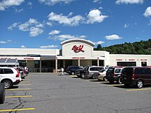 The Big Y in store Palmer, Massachusetts.