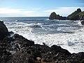 Big seas in Kynance Cove - geograph.org.uk - 2102210.jpg