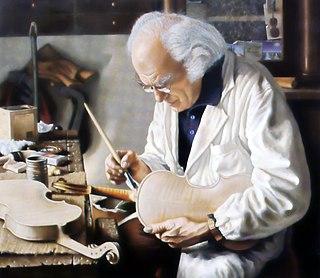Italian luthier