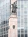Bilbao (Vizcaya)-Monumento a Don Diego López de Haro-2-Plaza Circular.jpg