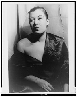 Billie Holiday în 1949