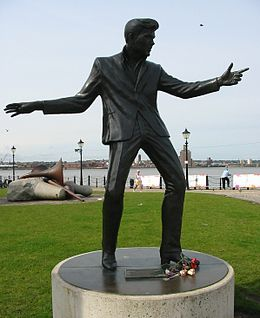 Billy Fury statue Albert Dock Liverpool.jpg