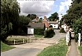 Bindley Lane, great Glen - geograph.org.uk - 494578.jpg