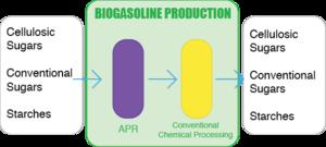 Biogasoline - Biogasoline Production Process