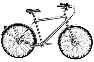 Biomega (bicycle company) - Biomega ams mens 8sp