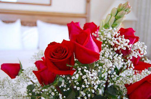 Birthday roses (2)