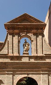 Bishop Nuestra Señora de las Angustias, Granada, Spain.jpg