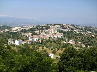 Bisignano - Image: Bisignano