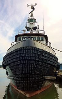 Sause Bros., Inc. American ocean towing business