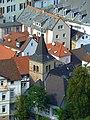 Blick vom Rheingrafenstein zum Turm der ehemaligen evangelischen St. Martinskirche - panoramio.jpg