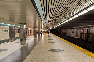 Bloor–Yonge station Toronto subway station