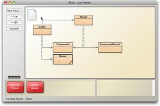 BlueJ software