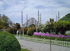 Blue mosque2