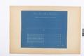 Blueprint, Hallwylska palatset - Hallwylska museet - 101076.tif