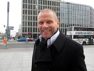 Bo Skovhus Danish opera singer