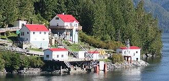 Boat Bluff lighthouse - Boat Bluff Lighthouse