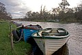 Boats on river, Kilkenny.jpg