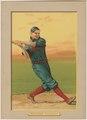 Bob Bescher, Cincinnati Reds, baseball card portrait LCCN2007685617.tif
