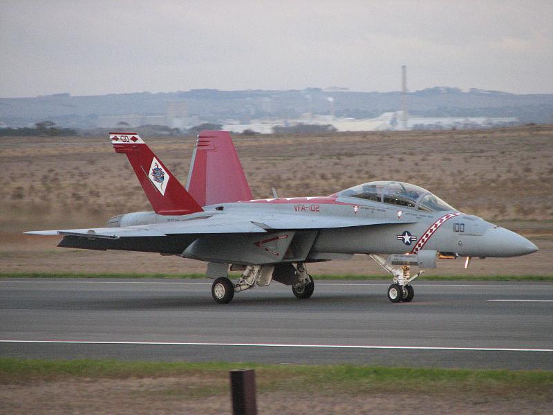 Boeing próxima de fechar um contrato multi-bilionário do Super Hornet com a U.S. Navy