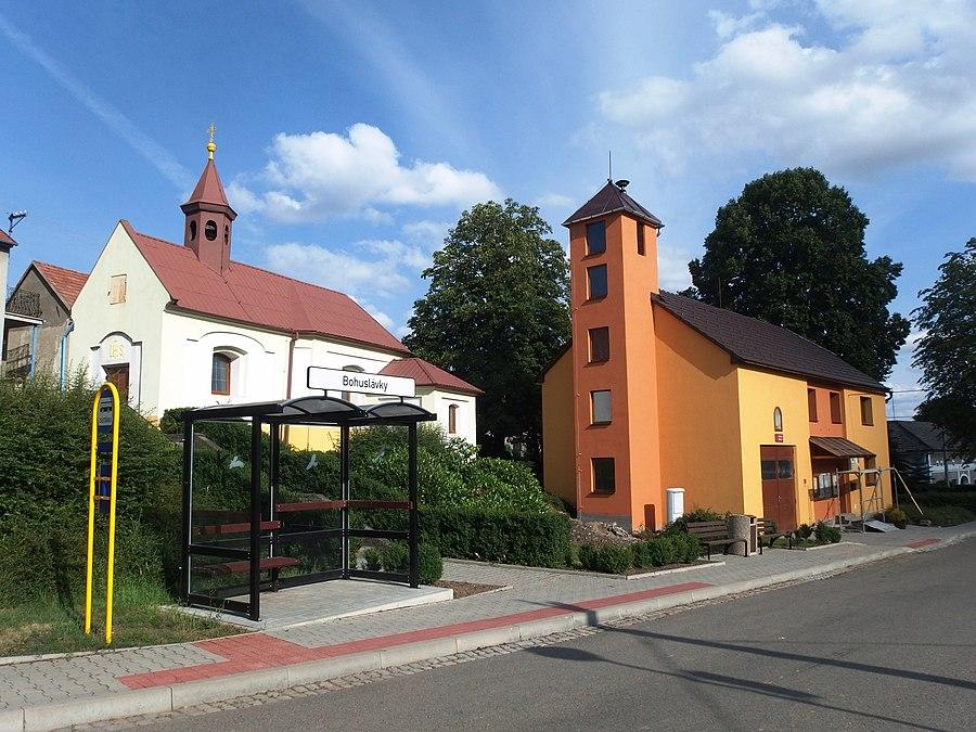 Bohuslávky