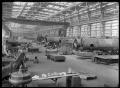 Boiler shop at Hutt Railway Workshops, Woburn, 1930. ATLIB 295289.png